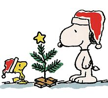 Snoopy Cristmast by gamefantasia