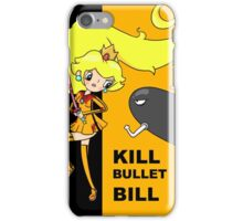 Kill bullet Bill iPhone Case/Skin