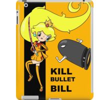Kill bullet Bill iPad Case/Skin