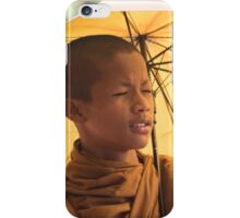 Chanting iPhone Case/Skin