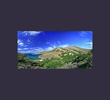Panorama from bay in Syros island Unisex T-Shirt