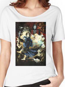 Richter Belmont Women's Relaxed Fit T-Shirt