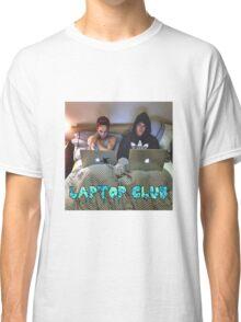 Joe and Caspar Laptop Club Classic T-Shirt