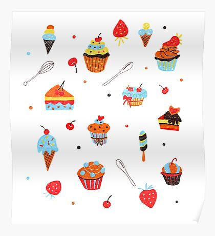sweets Poster