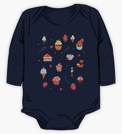 sweets One Piece - Long Sleeve