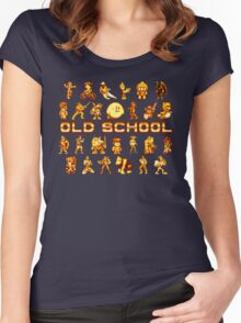 Golden Age of Gaming Women's Fitted Scoop T-Shirt