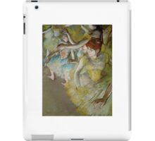 EDGAR DEGAS  - BALLET DANCERS ON THE STAGE,  iPad Case/Skin