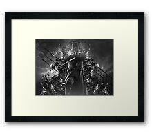 Dishonored 2 - Assassin  Framed Print