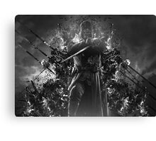 Dishonored 2 - Assassin  Canvas Print