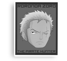 The 2nd (Gray Theme) Canvas Print