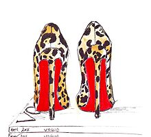 Louboutin Obsession by Eleni Fall into London