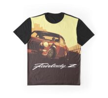 JDM Legends: Nissan Fairlady Z Graphic T-Shirt
