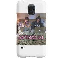 Joe and Caspar Antisocial Samsung Galaxy Case/Skin