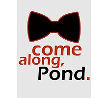 Come Along, Pond Photographic Print