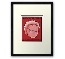 The 2nd (Red Theme) Framed Print