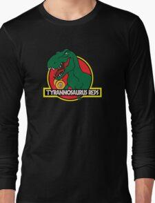 Tyrannosaurus Reps Long Sleeve T-Shirt