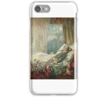 John Anster Fitzgerald - The Stuff that Dreams are Made Of iPhone Case/Skin
