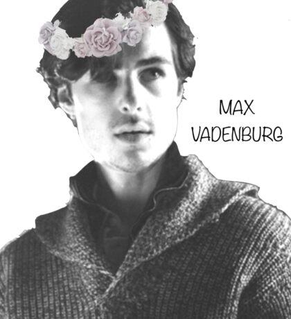 Max: The Book Thief Sticker