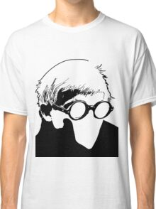 Hockney - vacant expression Classic T-Shirt