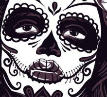 Catrina Mexican Sticker