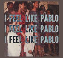 I Feel Like Pablo - Kanye West Apparel  Kids Clothes