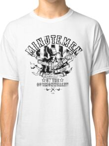 Minutemen Of The Commonwealth Classic T-Shirt