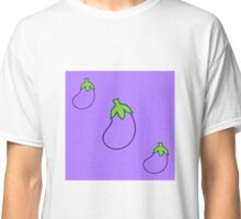 Snazzy Aubergine   Classic T-Shirt