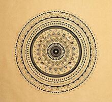 Concentric by Carol del Angel