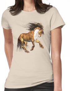 Fantasy Stallion Womens Fitted T-Shirt