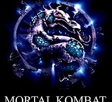 Mortal kombat by Bee-Brothers303