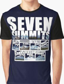 Seven Summits Graphic T-Shirt