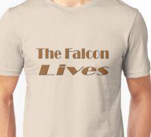 The Falcon Lives Unisex T-Shirt