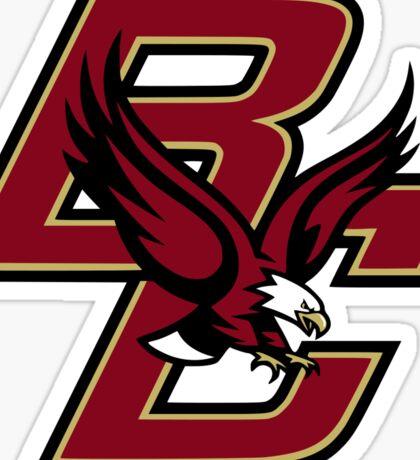 Boston College Eagles logo Sticker