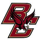 Boston College Eagles logo by Macbrittdesigns