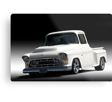 1956 Chevrolet Stepside Pickup III Metal Print