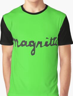 Magritte - Signature Graphic T-Shirt