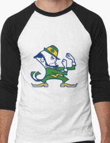 Fighting Irish Notre Dame Men's Baseball ¾ T-Shirt