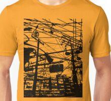telephone poles 2 Unisex T-Shirt