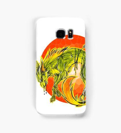 Tarot Wolf Samsung Galaxy Case/Skin