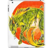 Tarot Wolf iPad Case/Skin