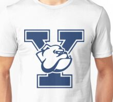 Yale Ivy League Bulldog Unisex T-Shirt