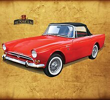 Sunbeam Alpine UK by Nostalgix