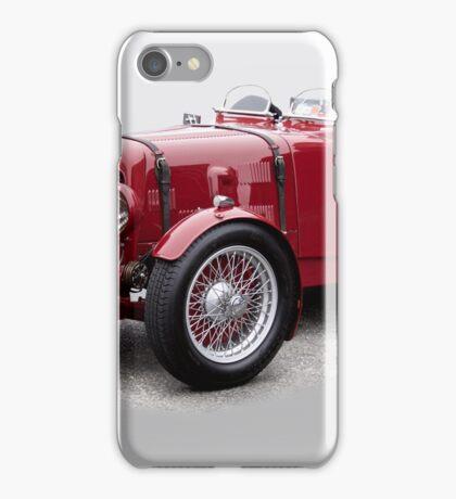 1938 Aston Martin Vintage Racecar iPhone Case/Skin