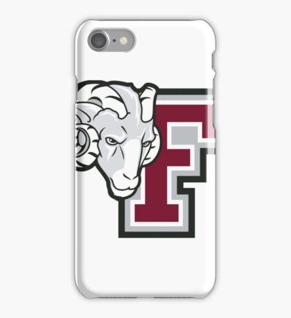 Ram Fordham University Logo iPhone Case/Skin