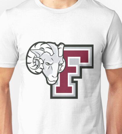 Ram Fordham University Logo Unisex T-Shirt