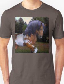 The Wild Stallion ..  Unisex T-Shirt