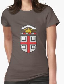 Brown University Ivy League Womens Fitted T-Shirt