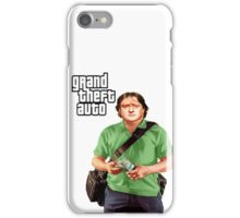 GTA-GabeN iPhone Case/Skin