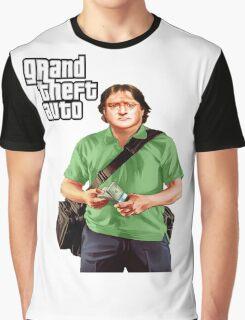 GTA-GabeN Graphic T-Shirt