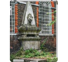At the Church of St Mary Magdalene iPad Case/Skin